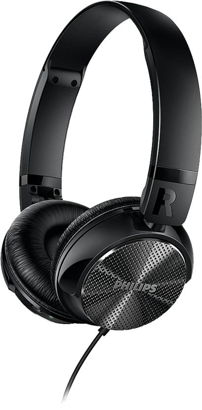 Philips SHL3855NC Noise Canceling On-Ear Kopfhörer für 39,99 Euro inkl. VSK