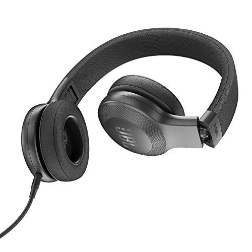 JBL E35 On-Ear Leicht Kopfhörer im Faltbaren Design mit 1-Tasten-Fernbedienung