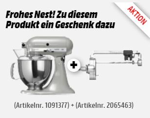 kitchenaid + Spiralschneider