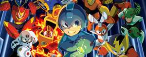 Mega Man Legacy Collection (Steam) für 6,29€ [GMG]