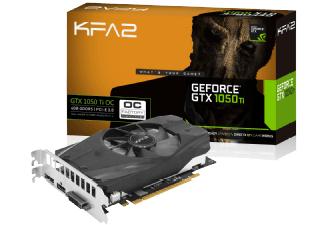 KFA2 GeForce GTX 1050Ti OC 4GB