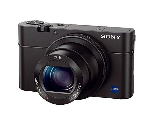 [amazon.it] Sony DSC-RX100 Mark IV Digitalkamera (Stacked Exmor RS CMOS Sensor, 40-fach Super-Zeitlupe, 4K Video, Anti-Distortion Verschluss, Pop-Up-Sucher, 24-70 mm ZEISS Vario-Sonnar T) für 688€ statt 807€