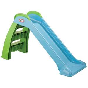 "Little tikes™ - Kinder-Rutsche ""Basic"" (120x71x49cm) ab €25.- [@Real.de]"