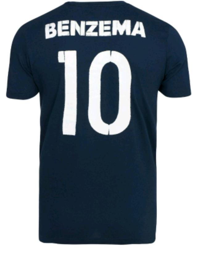 Adidas Benzema Shirt für 4,99€ inkl. Versand [outlet46]