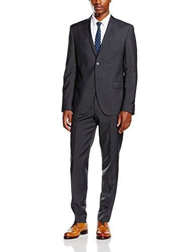 s.Oliver BLACK LABEL Herren Anzug  (100% Wolle) [Gr. 44/46/48/56/94/102/106 noch da] für 104,99€ @Amazon.de (Blitzangebot)