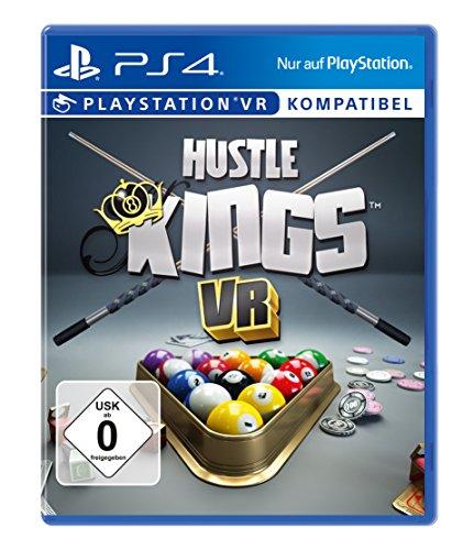[Prime] Hustle Kings VR für PS4 für 8,64€ - normale PS4 Hustle Kings Version auch für Nicht-Mitglieder kostenfrei im PSN Store