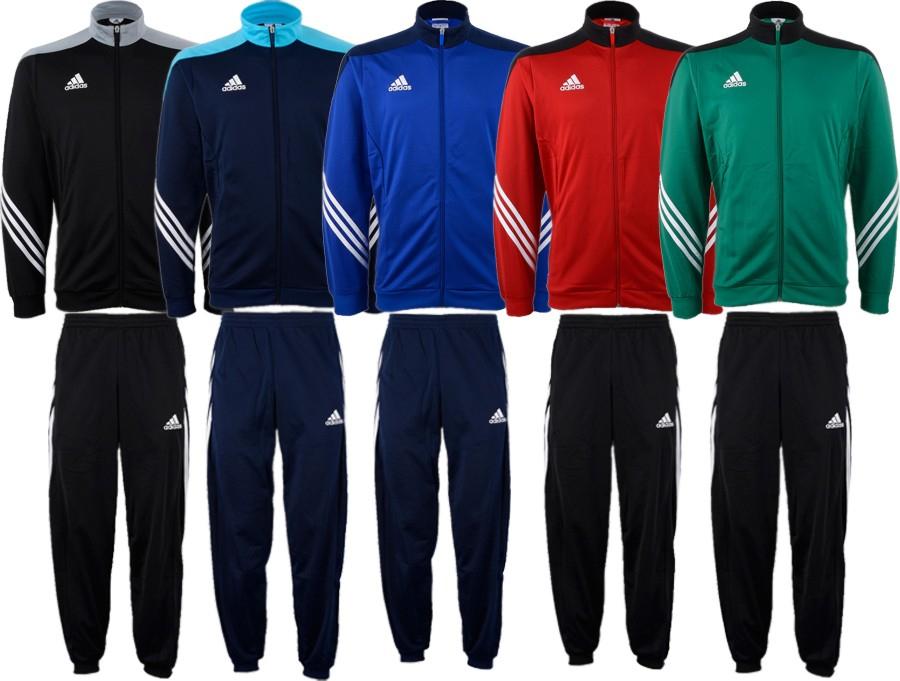 [@outlet46] Wieder verfügbar! adidas Sereno 14 Herren Trainingsanzug in verschied. Farben
