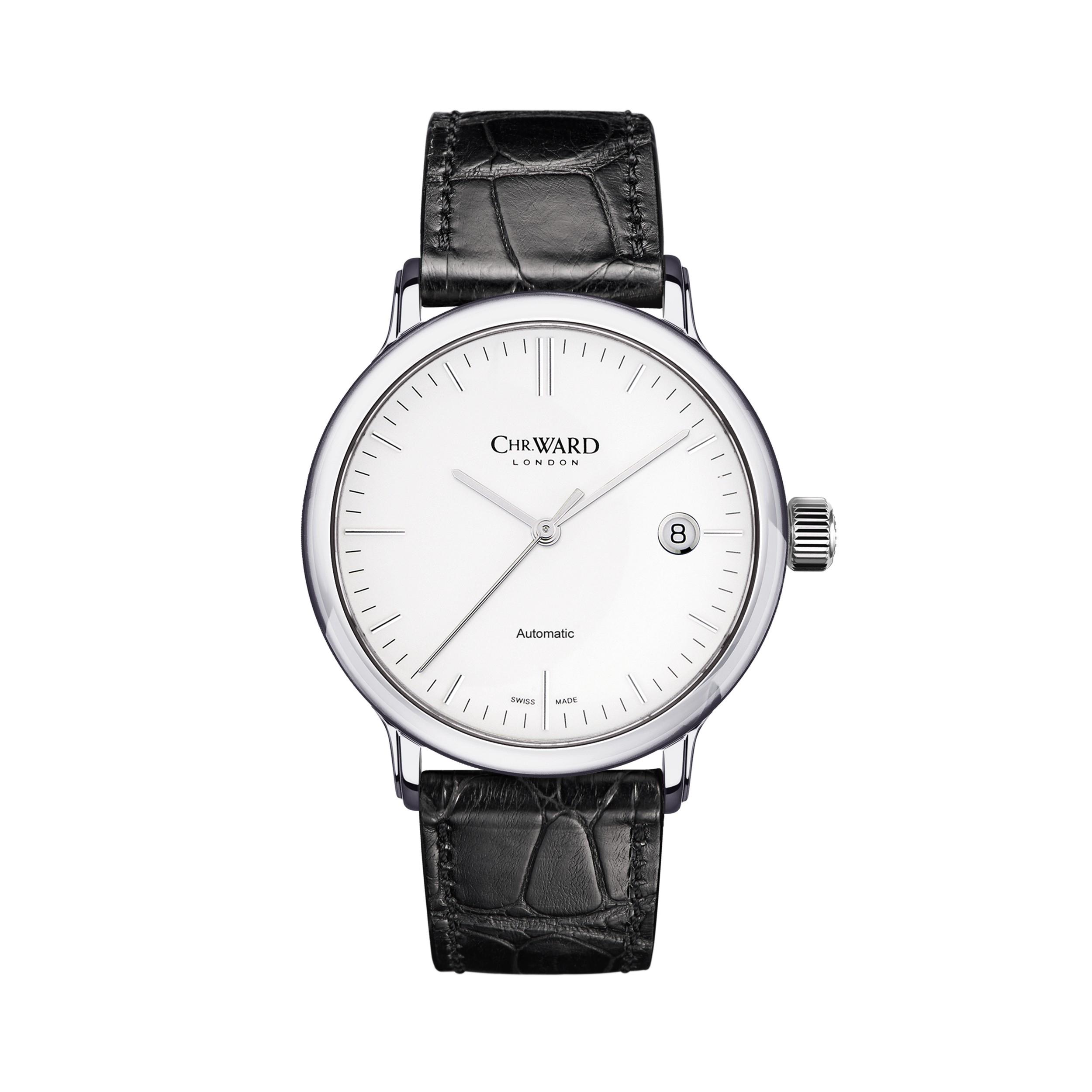 Einige Uhren von Christopher Ward um 50% reduziert z. B. C5 Malvern Automatic MK II für 250€