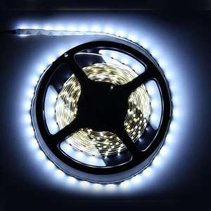 [Banggood] 5m Weiss 3528 SMD LED LightStrips Non-Waterproof 12V DC 300 LED