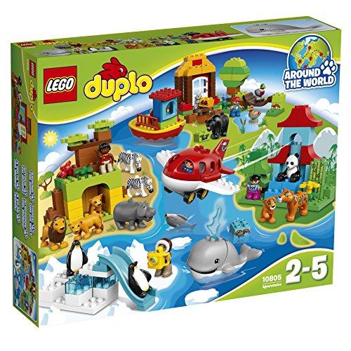 [Amazon] Lego Duplo 10805 Einmal um die Welt für 47,98€