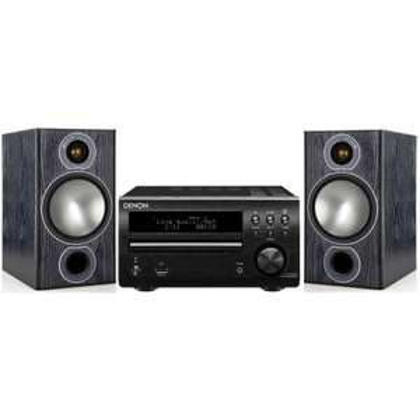 Denon M40 Verstärker & Monitor Audio Bronze 2 Lautsprecher