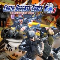 [psn de] Earth Defense Force 4.1
