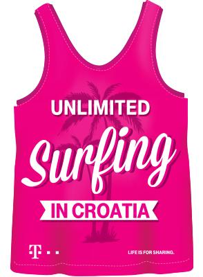 Für alle Poweruser, die in Kroatien Urlaub machen [Telekom Kroatien]: Unlimitiertes LTE für ~11,43€/Woche (75Mbit)