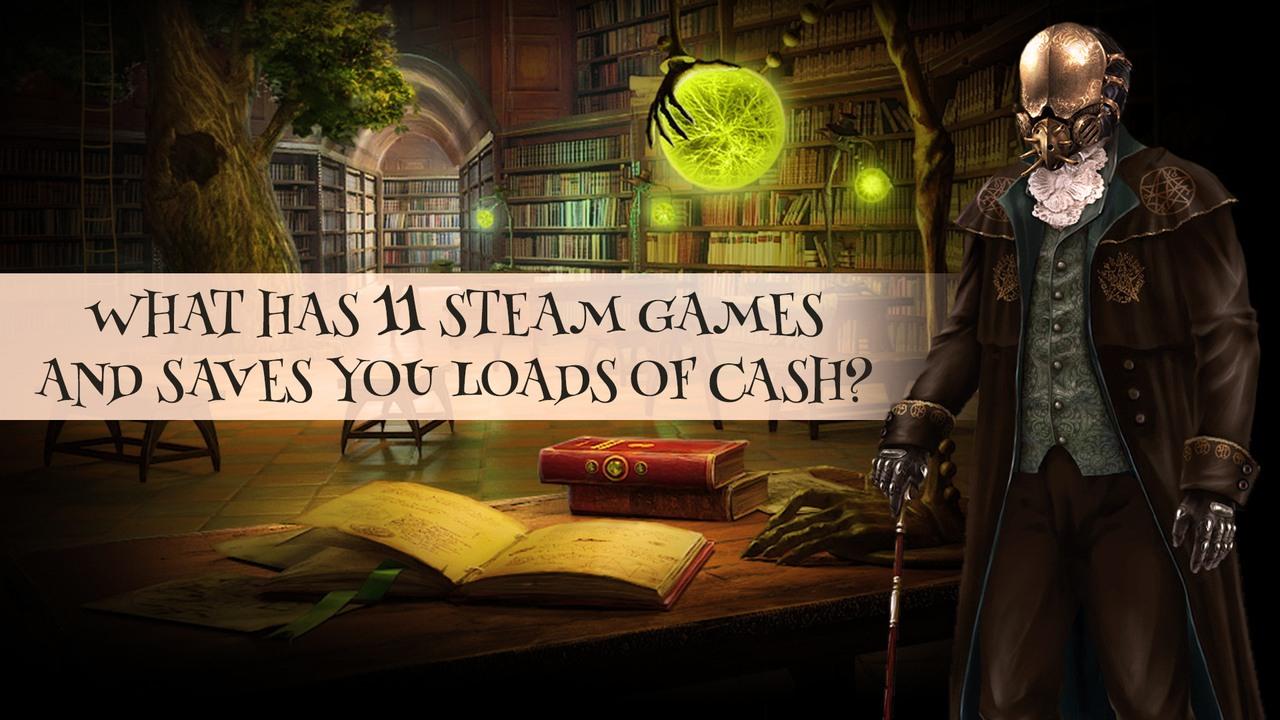 Cryptic Bundle 6 (11 Spiele - alles Steam) für 1,69€ @ Bundlestars