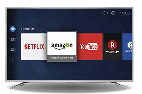 [Amazon] Hisense H65MEC5550 163 cm (65 Zoll) Fernseher (Ultra HD, Triple Tuner, Smart TV) [Energieklasse A+]