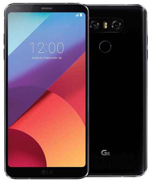 LG G6 vorbestellen mit Vertrag