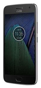 Lenovo Moto G5 Plus LTE + Dual-SIM (5,2'' FHD IPS, Snapdragon 625 Octacore, 3GB RAM, 32GB eMMC, 12MP + 5MP Kamera, 3000mAh mit Quick Charge, Android 7) für 250,61€ [Amazon.it]