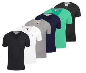 [@ebay] Tommy Hilfiger Denim Panson V-Neck T-Shirts [+2% shoop]