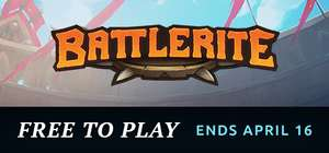 [STEAM] Early Access-Spiel Battlerite bis 16.04. gratis spielen @Steam Store
