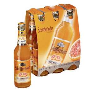 [Kaufland] Schöfferhofer Grapefruit Sixpack mit Coupies