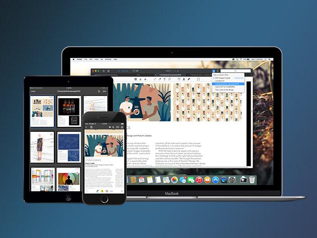 [macOS] PDF Expert 2.2 (Apple Editors' Choice  2015: App of the Year) zu einen vernünftigen Preis (statt 59,99€) verfügbar!