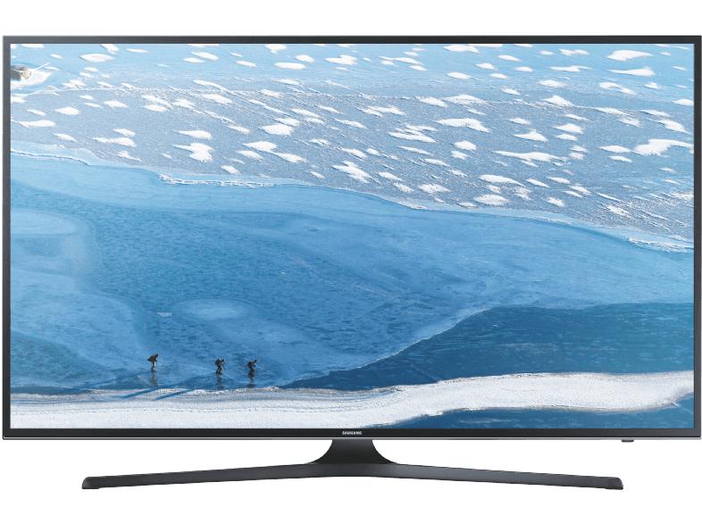 Samsung UE65KU6079 - 65 Zoll UHD-TV mit Triple-Tuner, Smart TV, WLAN