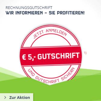 Mobilcom Debitel | einmalige 5€ Gutschrift | Bestandskunden