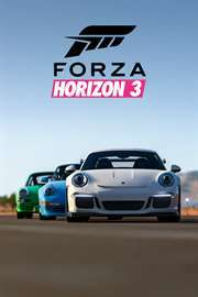 Forza Horizon 3: Porsche Car Pack für Xbox One und Windows 10 erschienen