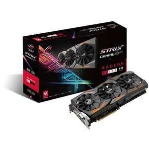 ASUS Radeon STRIX-RX480-8G-GAMING 8 GB OC inkl.Prey
