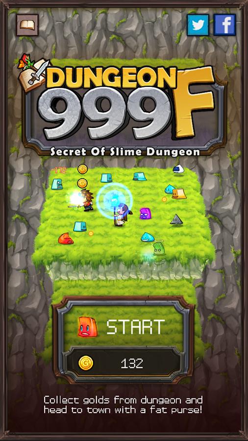 [Google Play] Dungeon999 (Android) kostenlos (statt 0,89€)