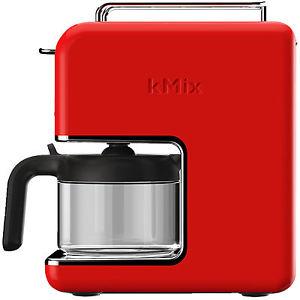 Kenwood kMix Popart CM030 Kaffeemaschine in Rot für 40€ (40,99€ sparen)