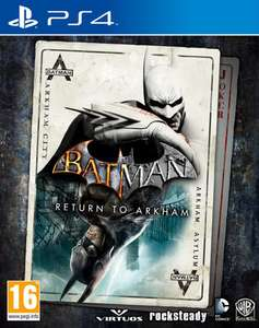 Batman: Return to Arkham (PS4) für 20,96€ inkl. VSK (Shopto)