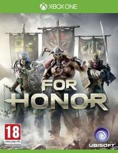 For Honor D1 Edition (Xbox One & PS4) + 3 DLCs (AT-PEGI) für 35,98€ inkl. VSK (Gameware oder Gamesonly)
