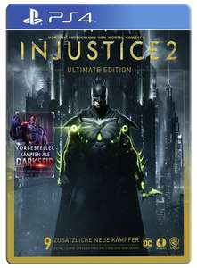 Injustice 2: Ultimate Edition (PS4/Xbox One) für 54,19€ (Graingergames)