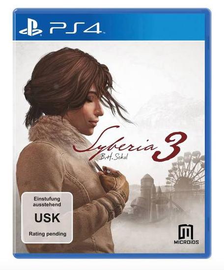 Syberia 3 (PS4/Xbox One) für 37,44€ bei SMDV