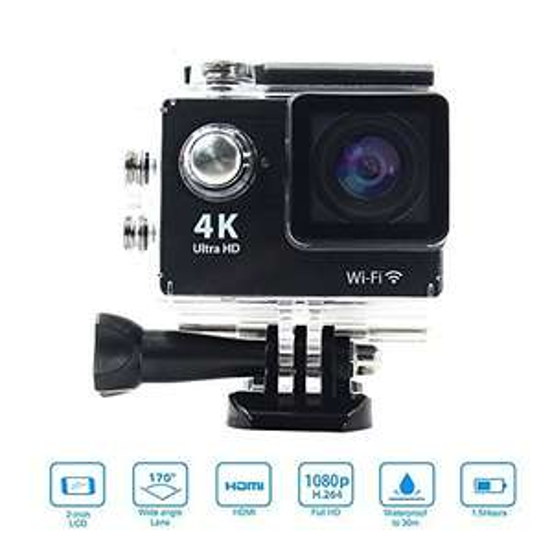 [Amazon Prime] CARYYCY Ultra 4K Wifi Wasserdichte Aktion Kamera 22,99€