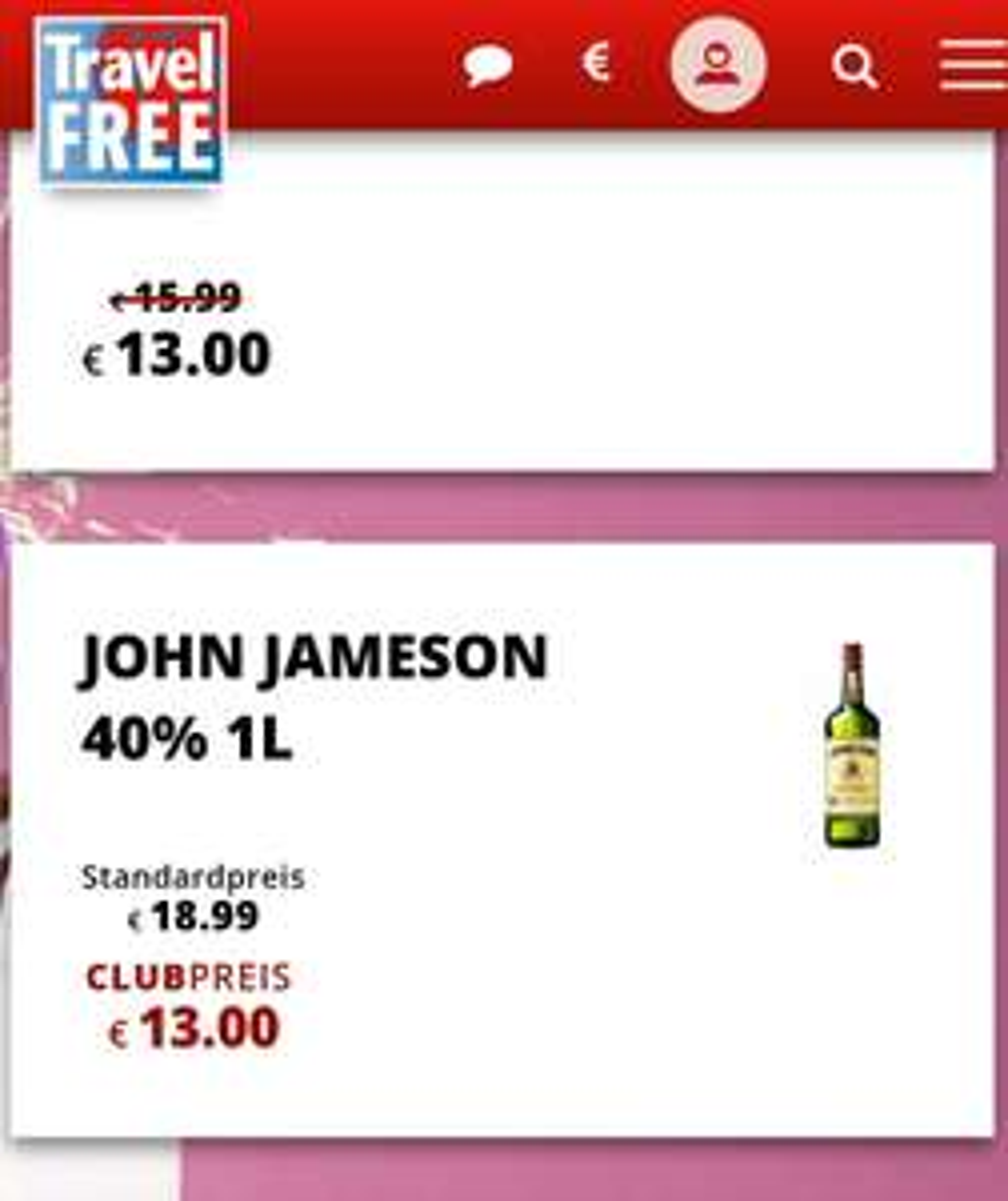 John Jameson 1 Liter