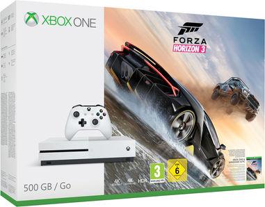 [nur Schweiz / Grenzgänger] Xbox One S 500GB + Forza Horizon 3 für 186€ [Digitec.ch]