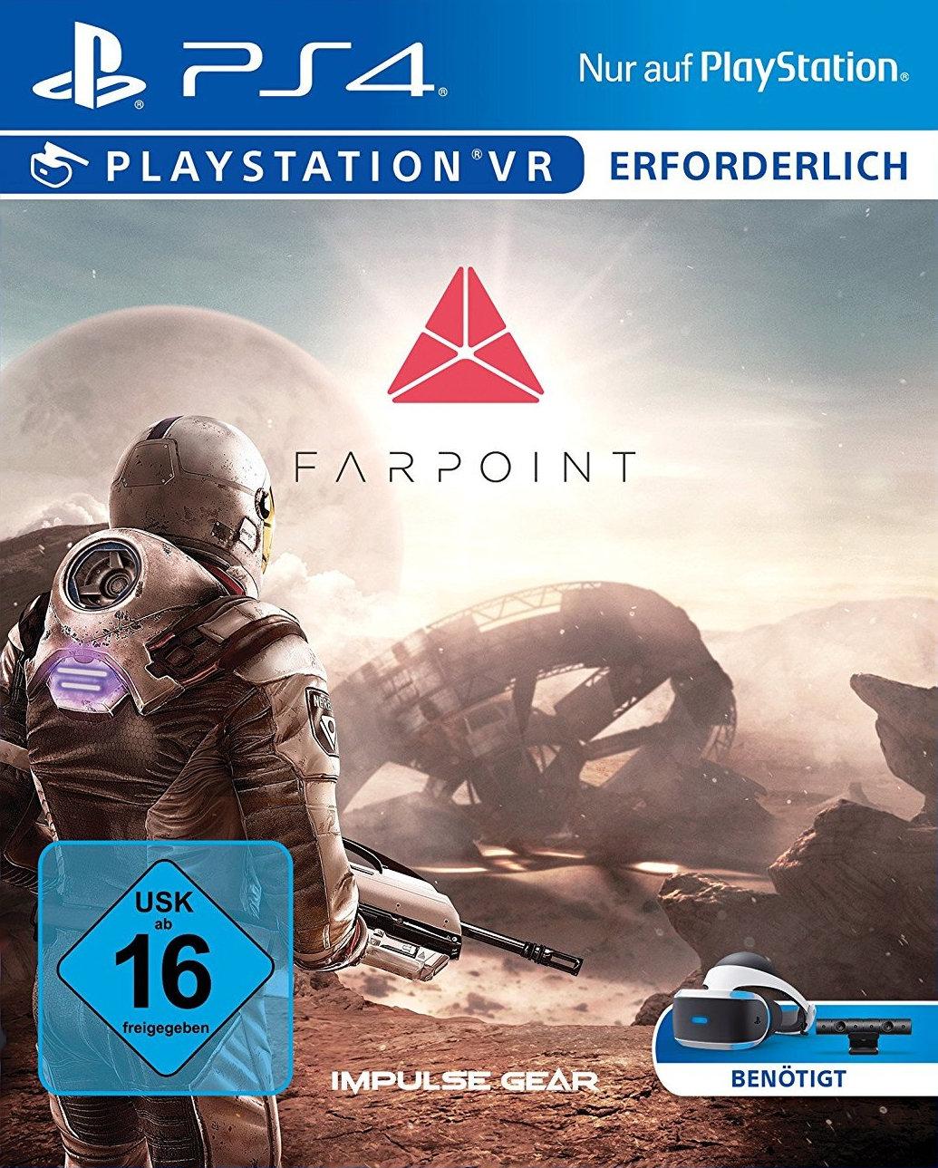 Farpoint (PS4 VR) für 39,44€ bei Conrad