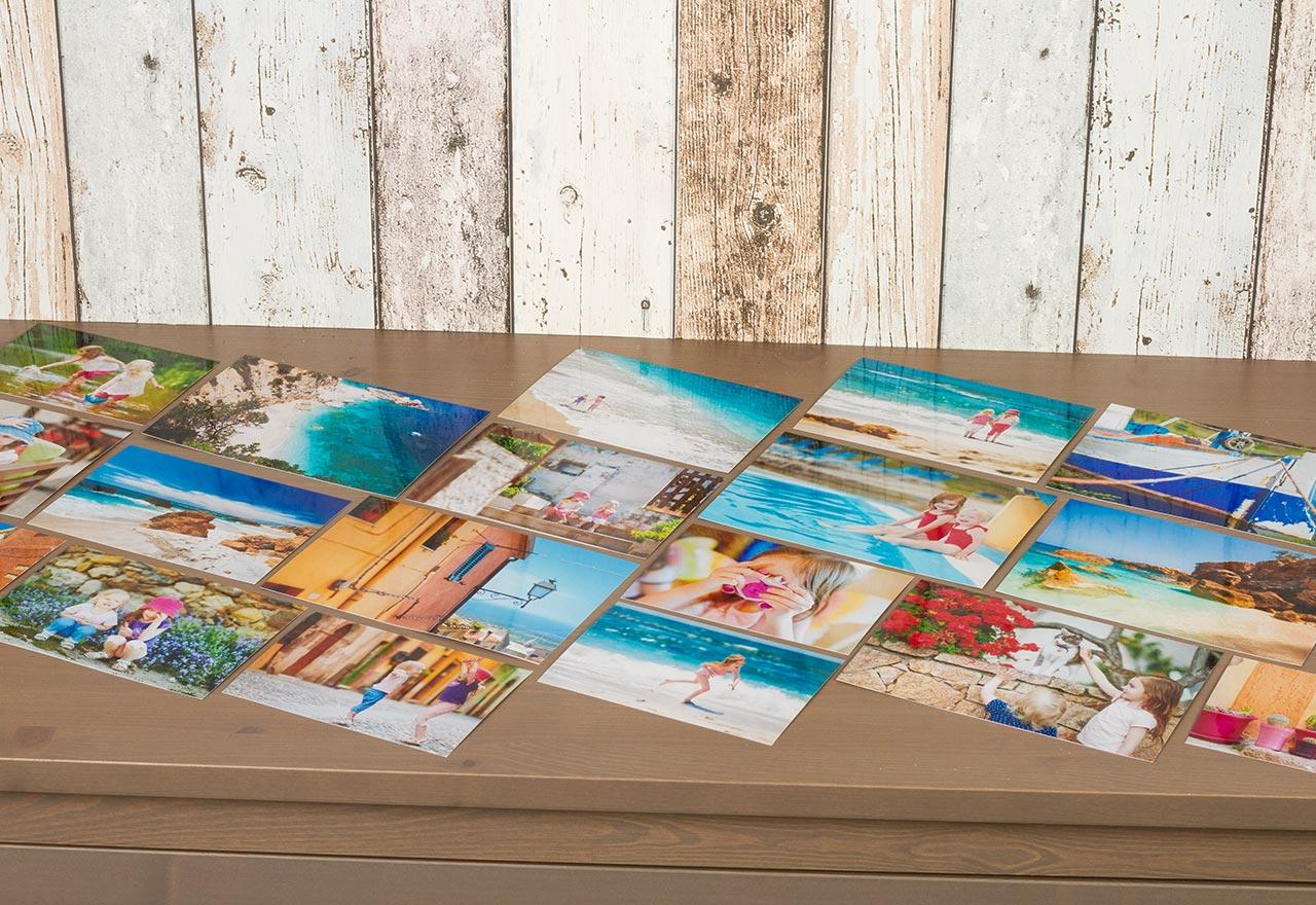 Rossmann 10x15er Fotos matt oder glänzend für 0,05€