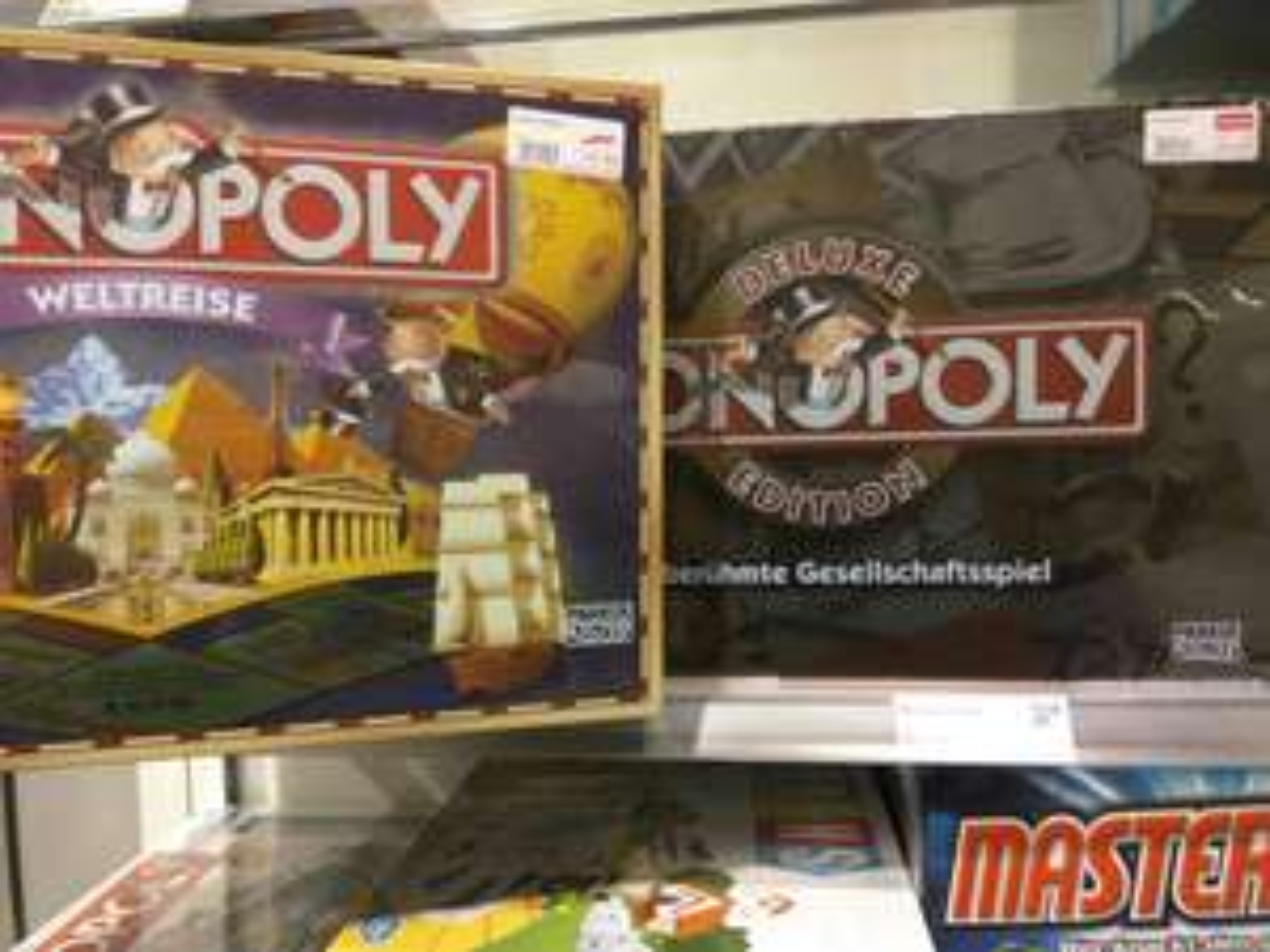 [Deutschlandweit - Online & Offline] Galeria Kaufhof - Monopoly Weltreise / Deluxe Edition