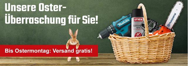 [Contorion] Kostenloser Versand ohne Mbw bis 17.4., Onlineshop für Werkzeug & Co.