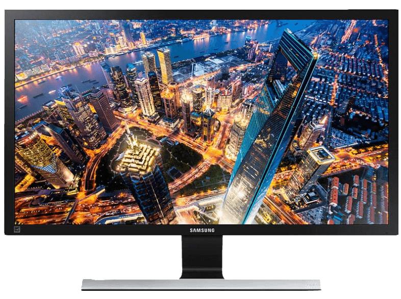 [Mediamarkt Tpss] Samsung U28E590D 70cm (28 Zoll) Ultra HD (4K) LED Monitor EEK: B mit DisplayPort, HDMI und AMD FreeSync , EEK: B für 269,-€ Versandkostenfrei