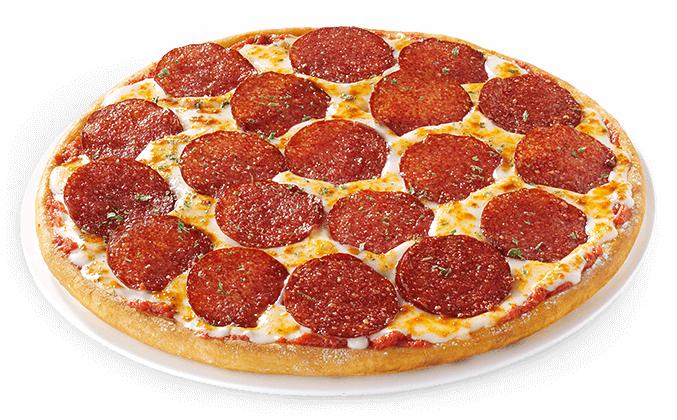 [Call a Pizza] Pizza Salami für 1€ (26cm) - Osterkalender