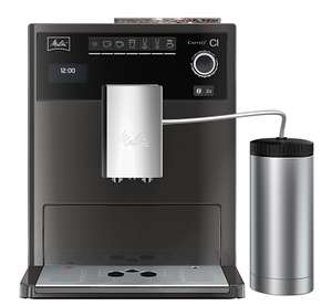 [brands4friends] MELITTA Kaffeevollautomat E970-205 Caffeo Ci Special Edt.