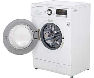 [ao.de] LG Electronics F 1296 NDAH Waschmaschine Frontloader A+++ / 150 kWh / 1200 UpM / 6 kg / Smart Diagnosis / weiß [Energieklasse A+++] / 110 € unter Idealo / + 10 € Cashback über Shoop