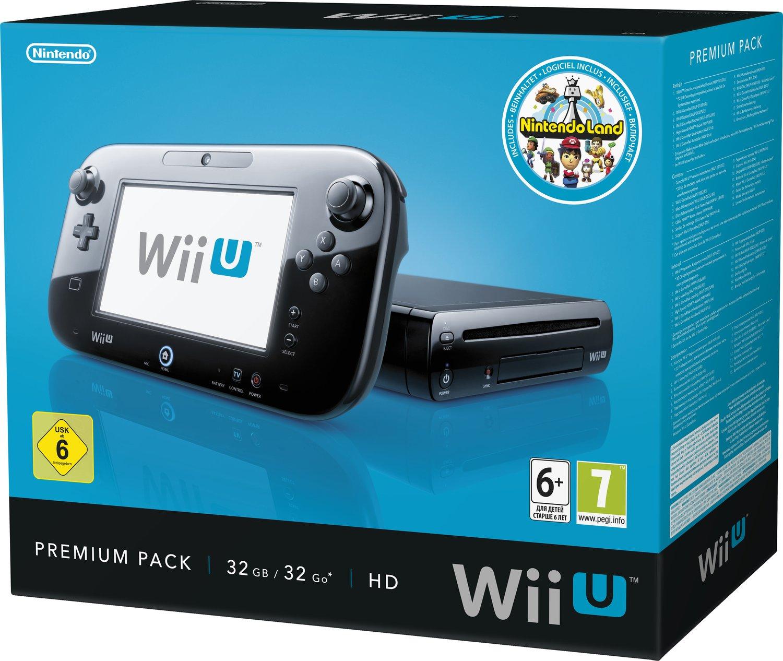 Nintendo Wii U 32GB Konsole ( Gebrauchtware )  / @game.co.uk für 126,25€ inklusive Versand nach Deutschland !