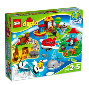25% Rabatt auf ausgewählte Lego Artikel bei [real] *UPDATE*
