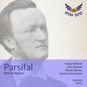"[Opera Depot] Wagners ""Parsifal"" als Gratis-Download"