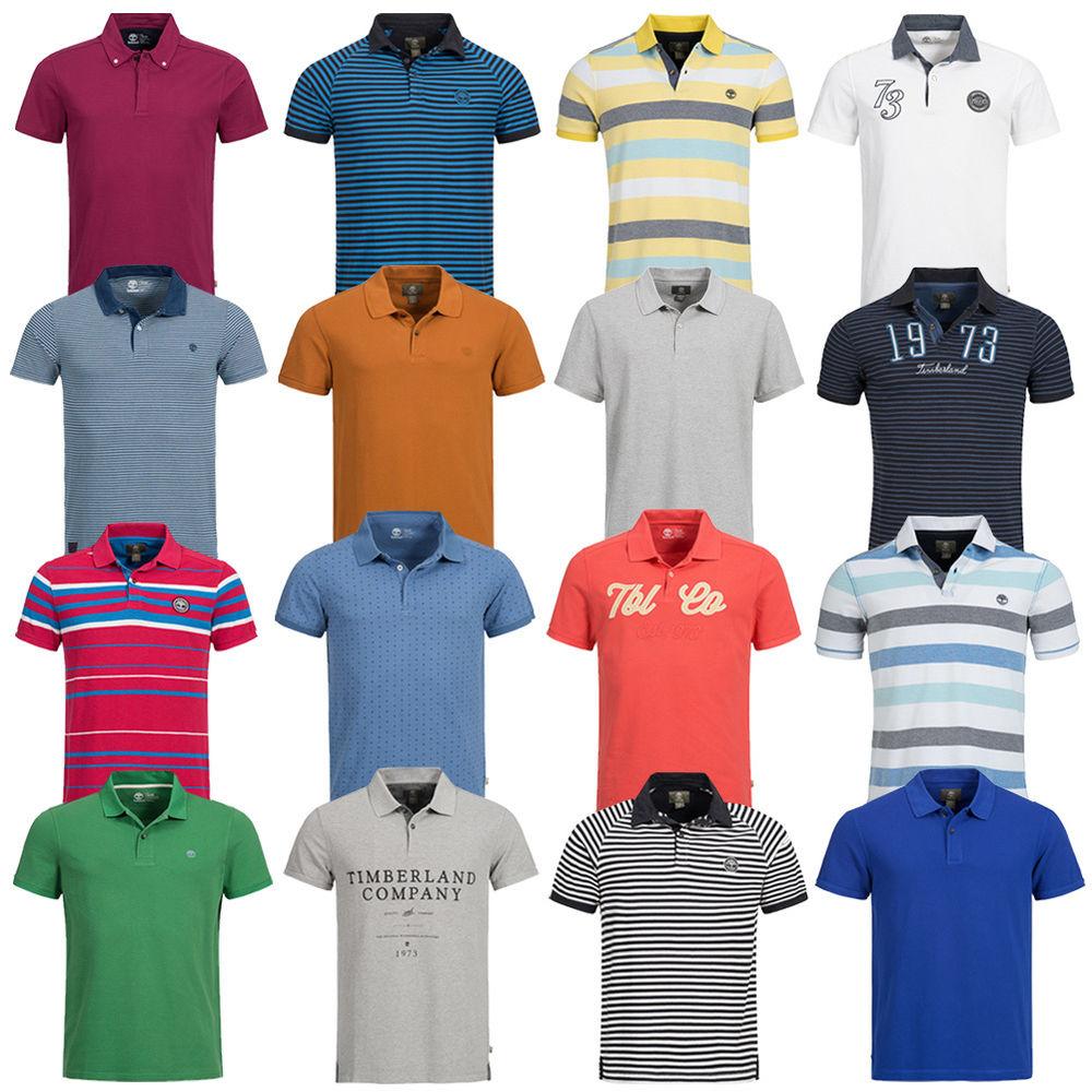 Timberland Herren Polo-Shirts für 22,99€ [eBay]